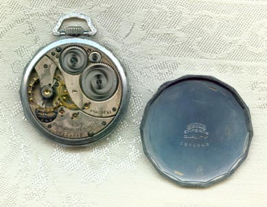 Elgin 15 jewel pocket watch