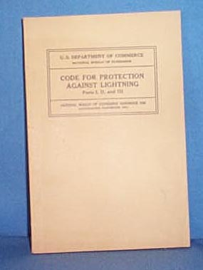 Code for Protection Against Lightning