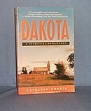 Dakota: A Spiritual Geography by Kathleen Norris