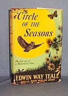 The Circle of the Seasons by Edwin Way Teale