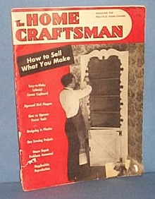 The Home Craftsman magazine, March- April 1948