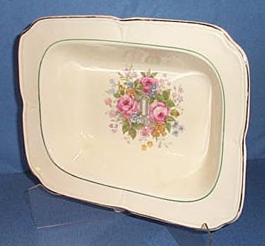 Wm. A. Rogers Cavalier design vegetable bowl
