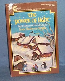 The Power of Light Eight Stories for Hanukkah by Isaac Bashevis Singer