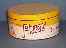 Crouthamel's Prize Pleezers can, Quakertown PA