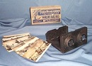 Keystone Third Dimension Photographs and Stereoscope from Chicago World's Fair 1933