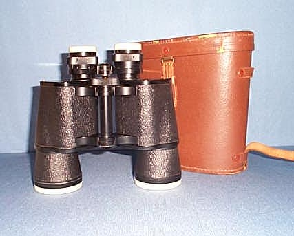 Selsi Lightweight Luminous 7 X 50 Coated Optics Binoculars