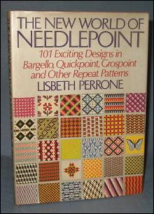 The New World of Needlepoint by Lisbeth Perrone