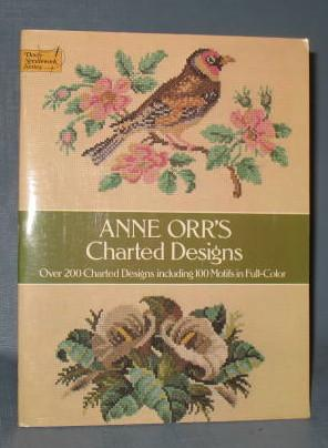 Anne Orr's Charted Designs from the Dover Needlework Series
