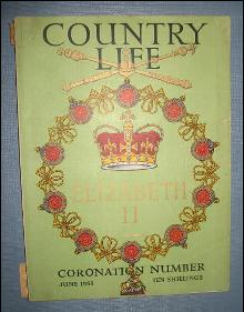 Country Life, Elizabeth II Coronation Number, June 1953
