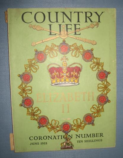 Country Life, Elizabeth II Coronation Number, June 1953