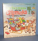 Christmas with the Chipmunks Vol. 2, 33 RPM