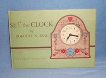 1942 Set the Clock by Dorothy N. King