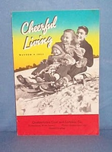 Cheerful Living from Quakertown Coal and Lumber Co., Quakertown PA