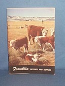 Franklin Vaccines and Supplies Catalog 55