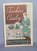 Paine Publishing Co. Teachers Catalog, 1936-1937
