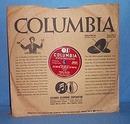 78 RPM Frank Sinatra sings The Wedding of Lilli Marlene and Let Her Go, Let Her Go, Let Her Go