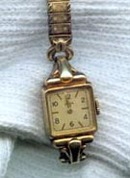 Elgin ladies watch, 10K gold-filled case