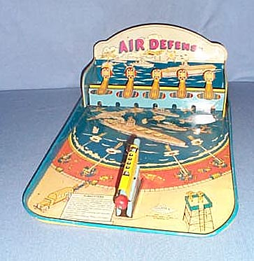 Wolverine World War Two Air Defense game