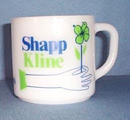 Shapp/Kline coffee mug