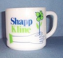 Shapp/Kline coffee mug