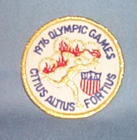 1976 Olympic Games patch - United States