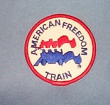 1975 American Freedom Train patch