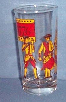 Fife and Drum Bicentennial Celebration tumbler