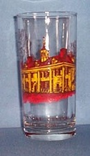 Mount Vernon Bicentennial Celebration tumbler