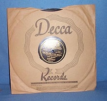 78 RPM You Belong toMy Heart by Bing Crosby and Xavier Cugat