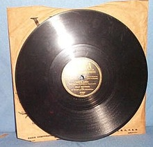 78 RPM Love Lies by the Mills Brothers