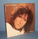 33 RPM LP Barbra Streisand Memories