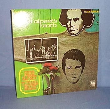 33 RPM LP Herb Alpert's Ninth