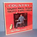 33 RPM LP Country Honky Tonk Piano by Slim