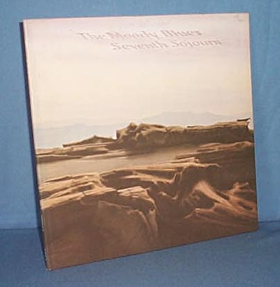 33 LP The Moody Blues Seventh Sojourn