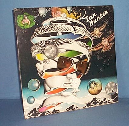 33 LP Ian Hunter