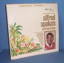33 LP Alfred Alpaka's Greatest Hits