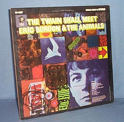 33 LP Eric Burdon & The Animals The Twain Shall Meet