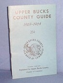 Upper Bucks County (PA) Guide, 1963-1964
