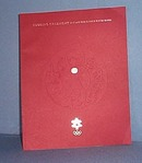 XIX Olympic Winter Games Closing Ceremony booklet