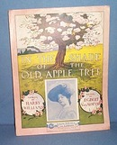 In The Shade of the Old Apple Tree sheet music
