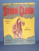 Storm Cloud sheet music