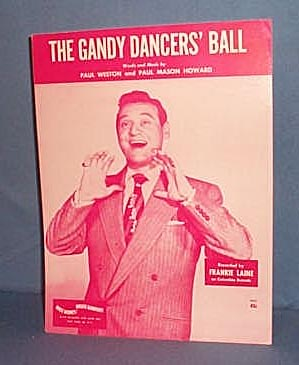 The Gandy Dancers' Ball sheet music