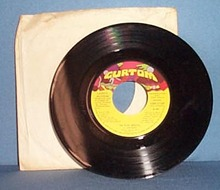 45 RPM Leroy Hutson