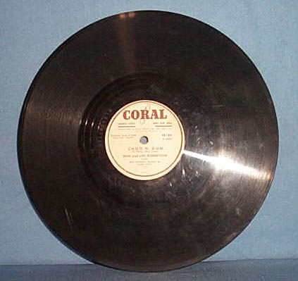 78 RPM Don and Lou Robertson