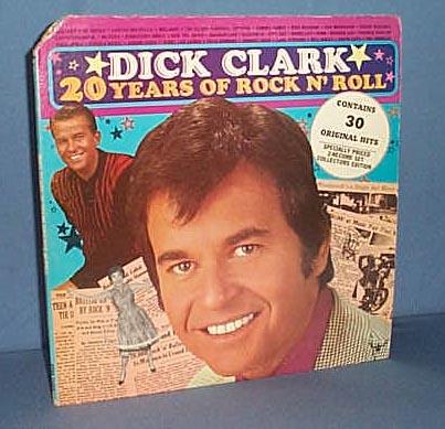33 RPM LP Dick Clark