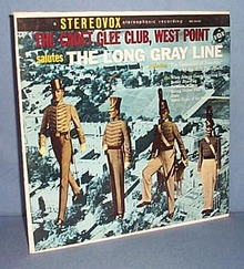 33 RPM LP The Cadet Glee Club, West Point