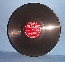 78 RPM Bob Wills and his Texas Playboys