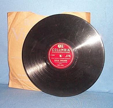 78 RPM Gene Autry