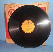 78 RPM Pearl Bailey