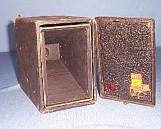Early ANSCO Box camera